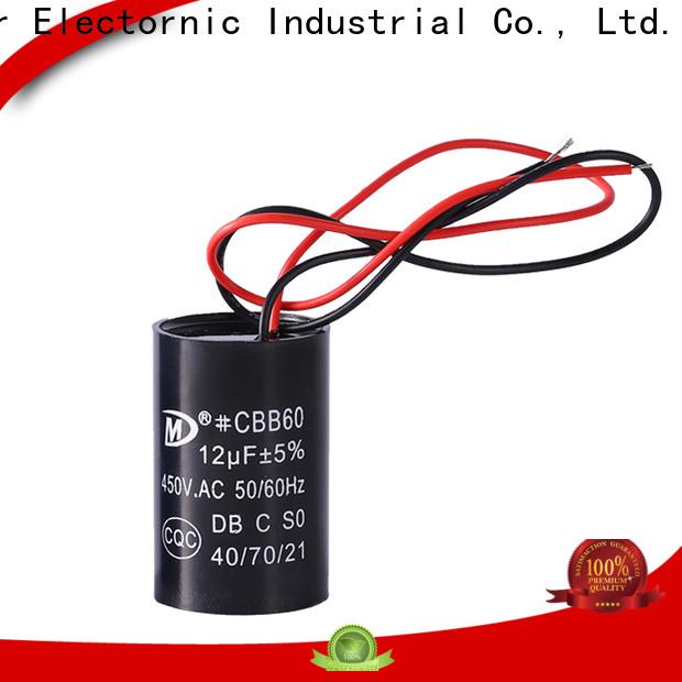 SMiLer Best fan motor capacitor suppliers for dryer machine