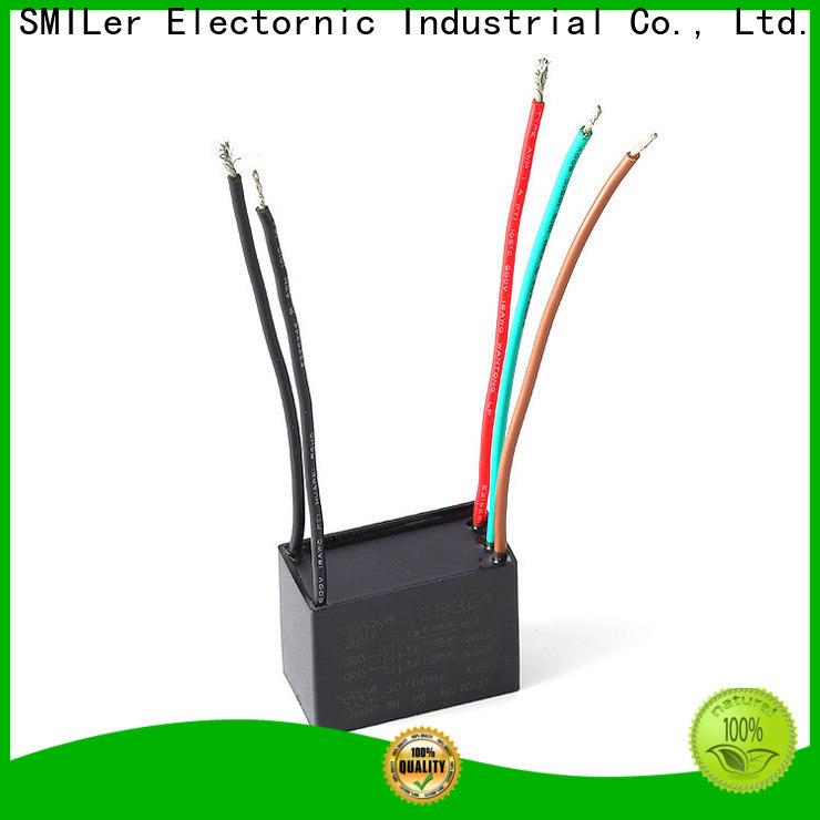 SMiLer Latest start capacitor supply for ceiling fan