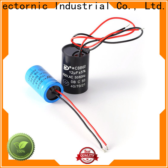 High-quality 16uf motor run capacitor capacitors company for fan