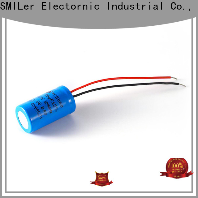 SMiLer Wholesale appliance capacitors factory for home use