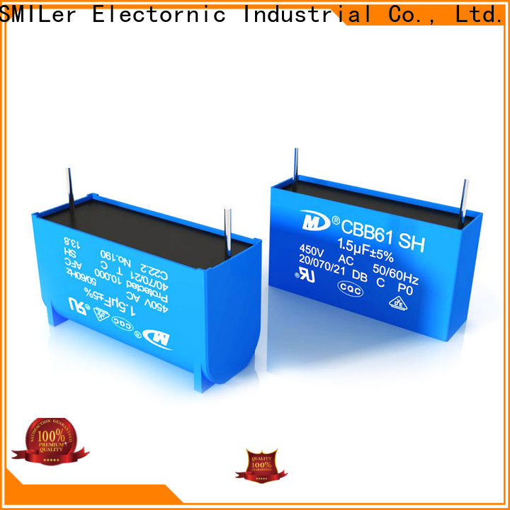 SMiLer ventilating capacitor 16uf for business for ac unit