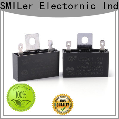 SMiLer Latest audiophile capacitors manufacturers for ceiling fan
