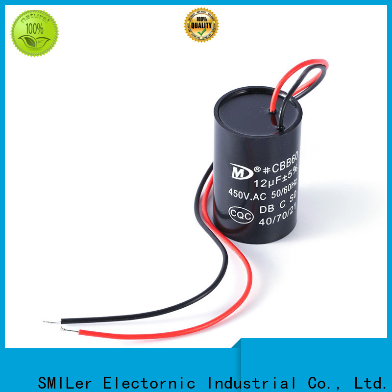 SMiLer Top capacitor for ac unit price for business for air conditioner