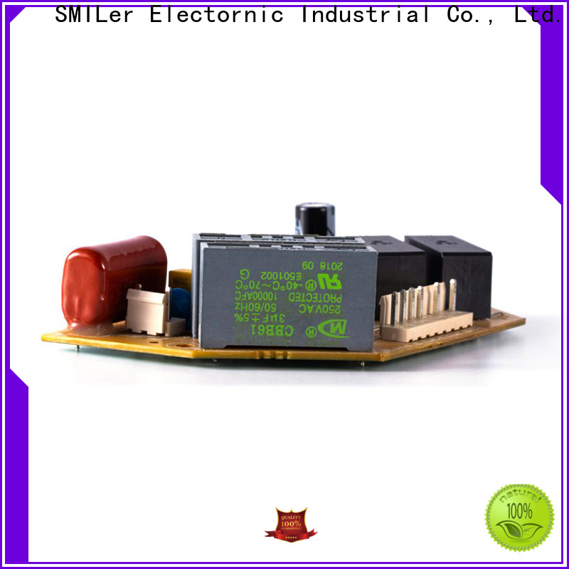 Top digital power capacitor circuit factory for motor