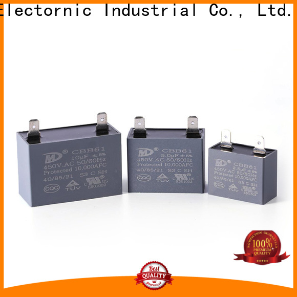High-quality air conditioner capacitor cost money supply for fan