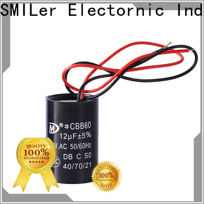 SMiLer running single phase motor capacitor for business for fan