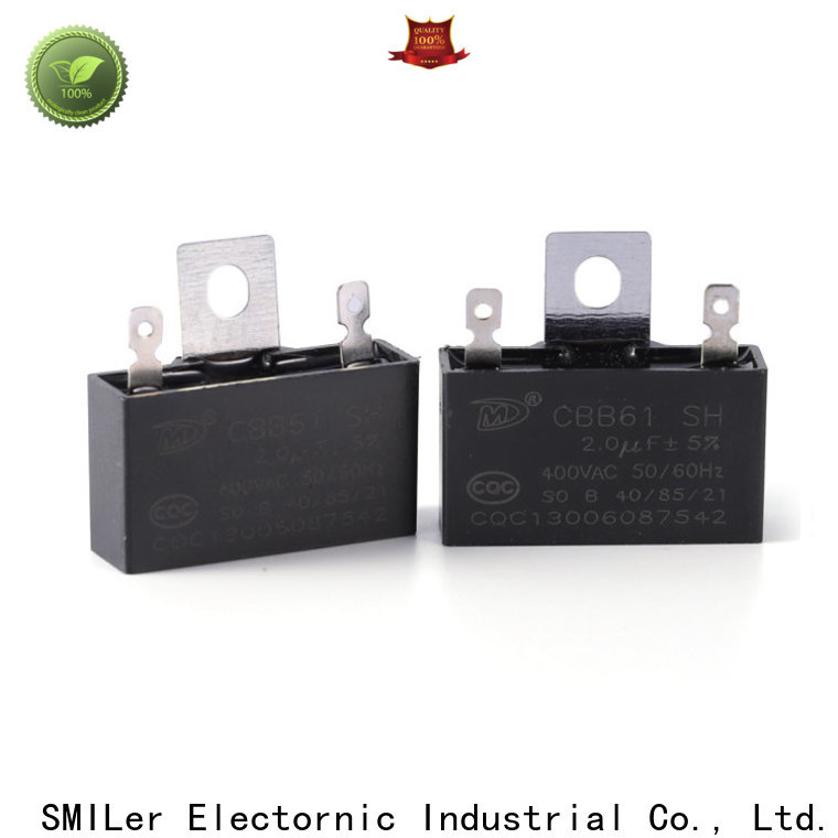 SMiLer industrial hid capacitor company for rv air conditioner