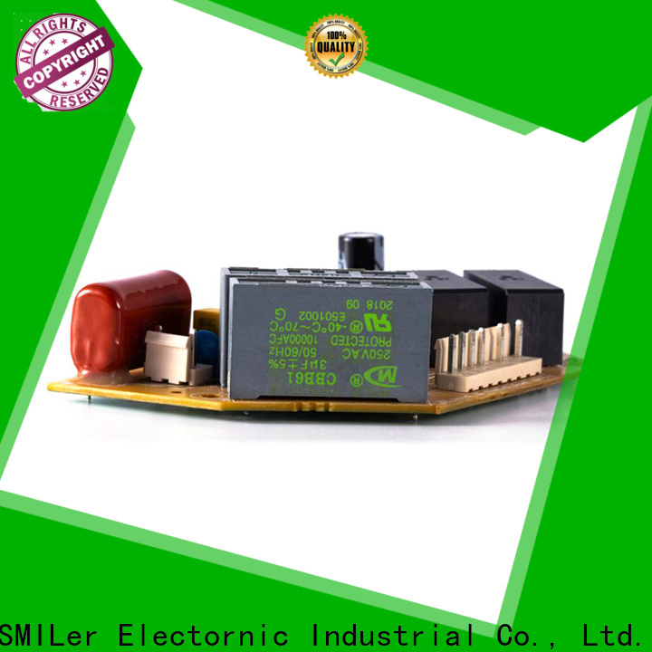 SMiLer pin capacitor manufacturer suppliers for motor