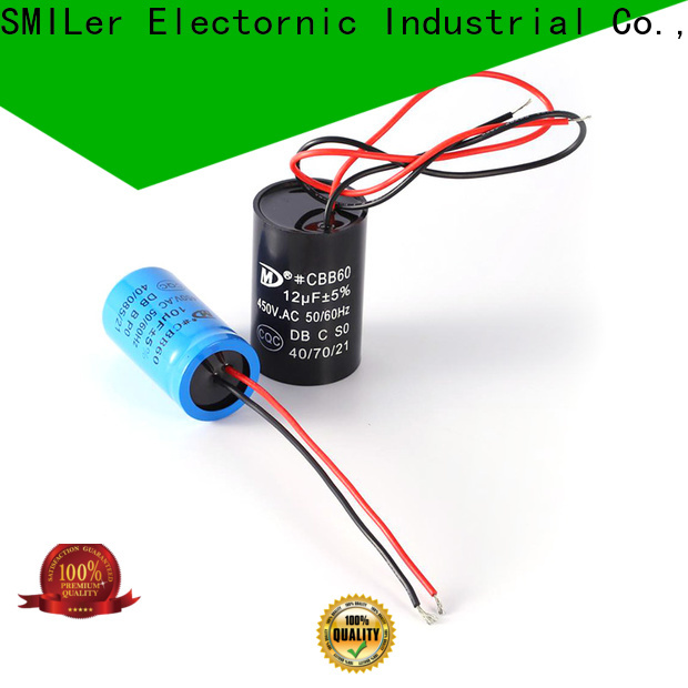 SMiLer Best ac fan motor capacitor supply for furnace