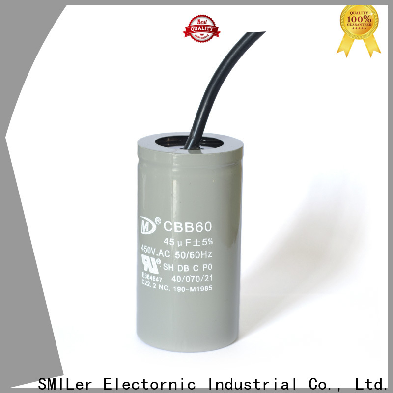 High-quality 10v capacitor motor factory for motor