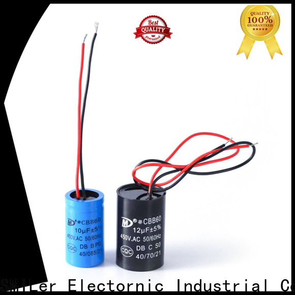 SMiLer Wholesale capacitor for 5 ton ac unit company for fan