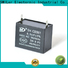 Top change capacitor on ac unit condenser factory for fan