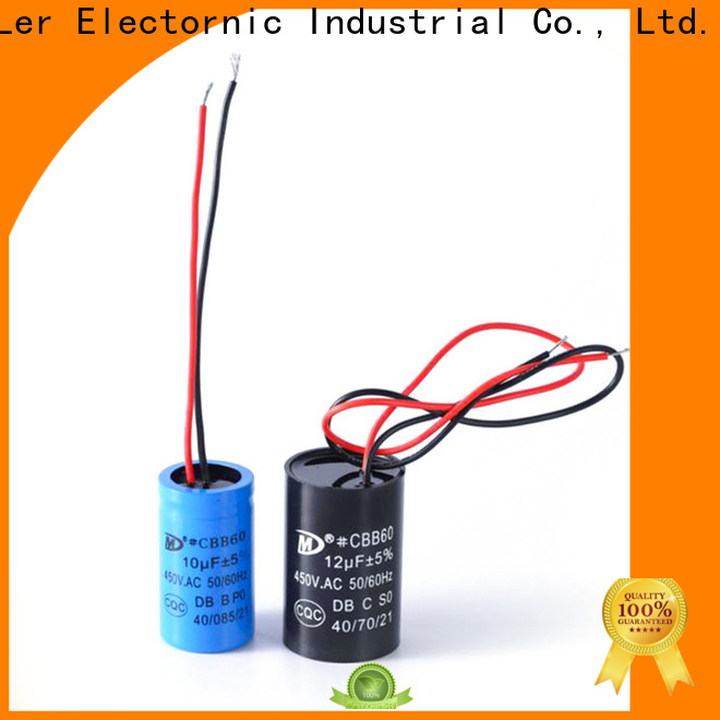 SMiLer counting air compressor motor start capacitor manufacturers for fan