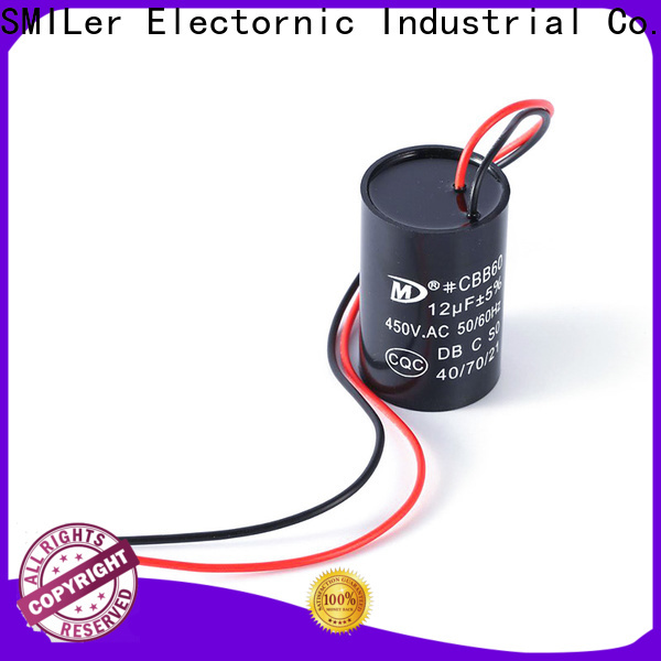 SMiLer polarity epcos capacitors distributors for business for dual machine motor