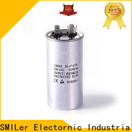 SMiLer fan air conditioner capacitor 440vac factory for company
