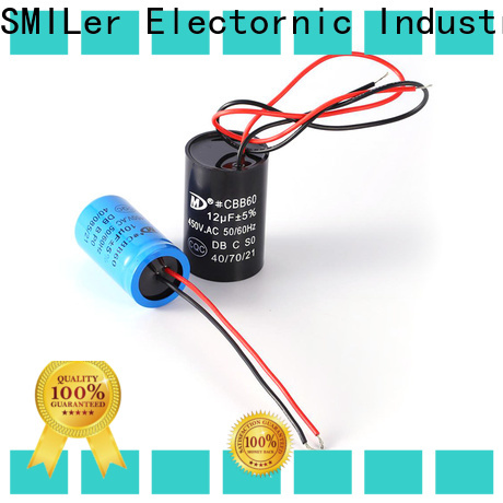 SMiLer bread central air unit capacitor for business for fan