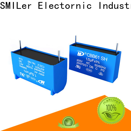 SMiLer circuit heat pump capacitor company for air conditioner