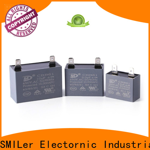 SMiLer paper 104j capacitor supply for dryer machine