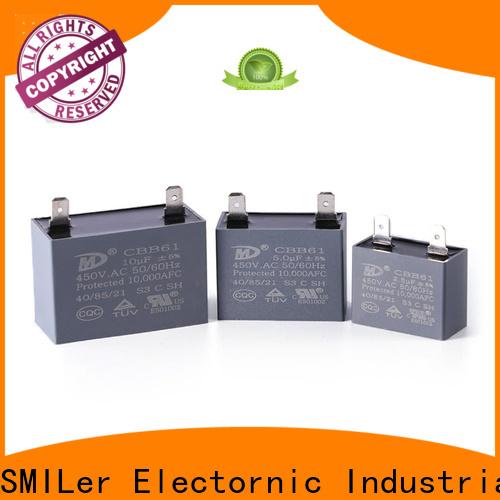 SMiLer paper 104j capacitor supply for dryer machine