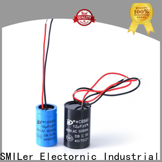 SMiLer Latest surplus capacitors company for fan