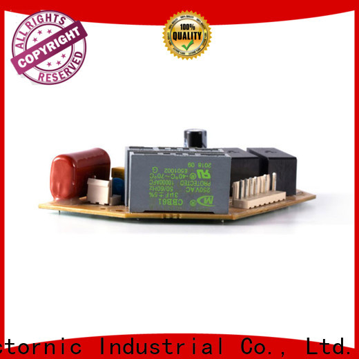 Best air conditioner blower motor capacitor board company for school