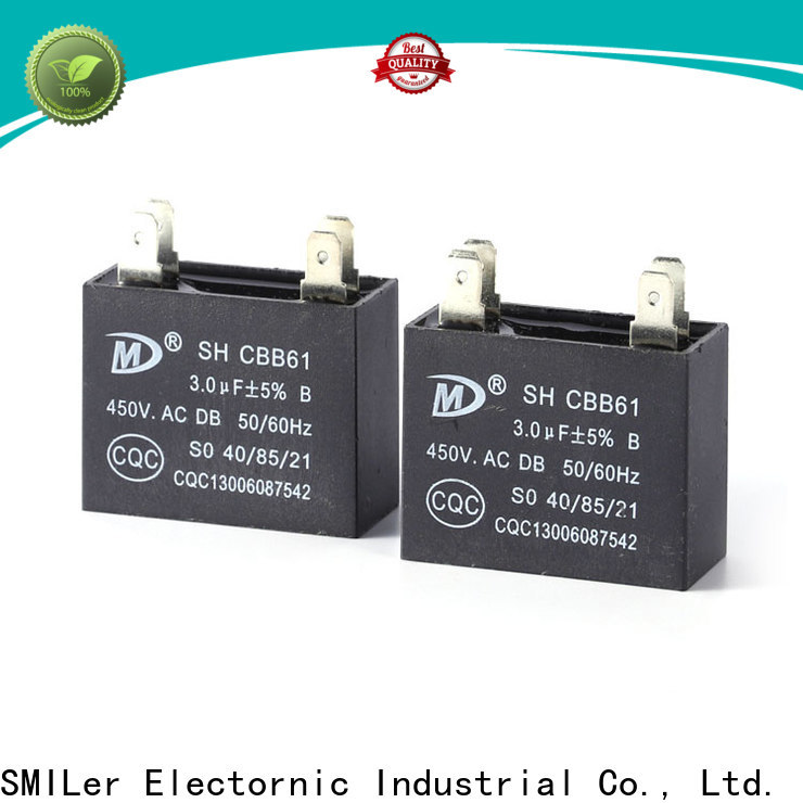 SMiLer conditioner replacing start capacitor air conditioner factory for home