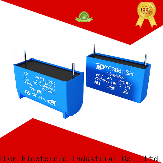 SMiLer Custom ac blower capacitor company for motor