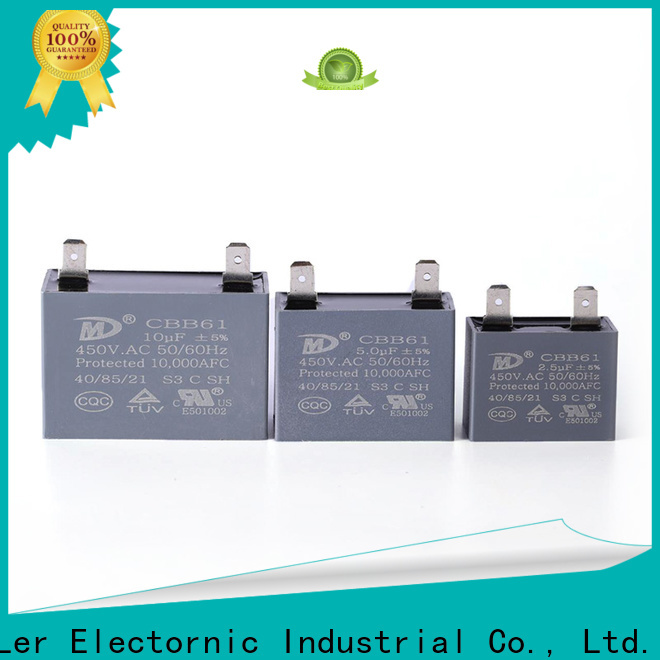 Top non polarized electrolytic capacitor terminals company for rv air conditioner