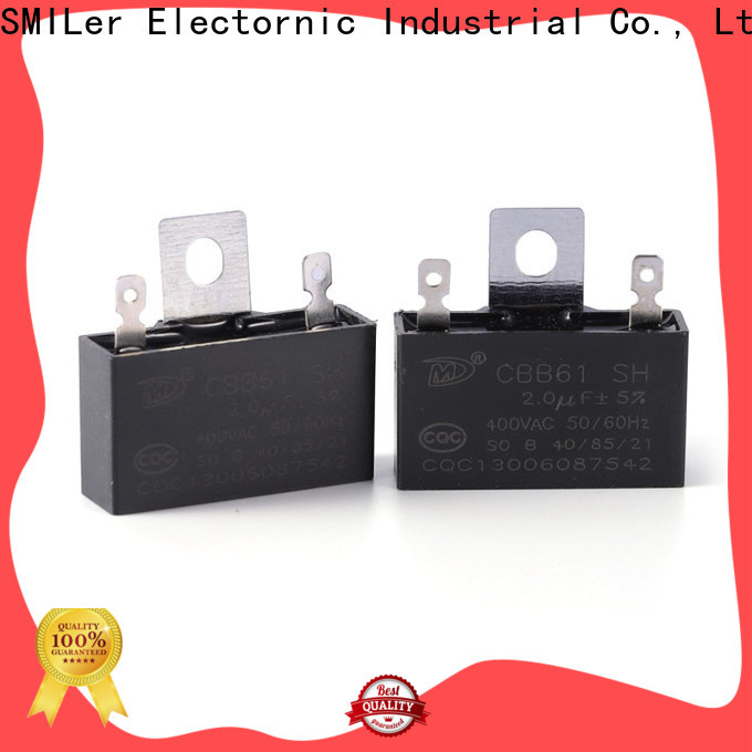 SMiLer adjust ceiling fan capacitor 3 wire suppliers for bike