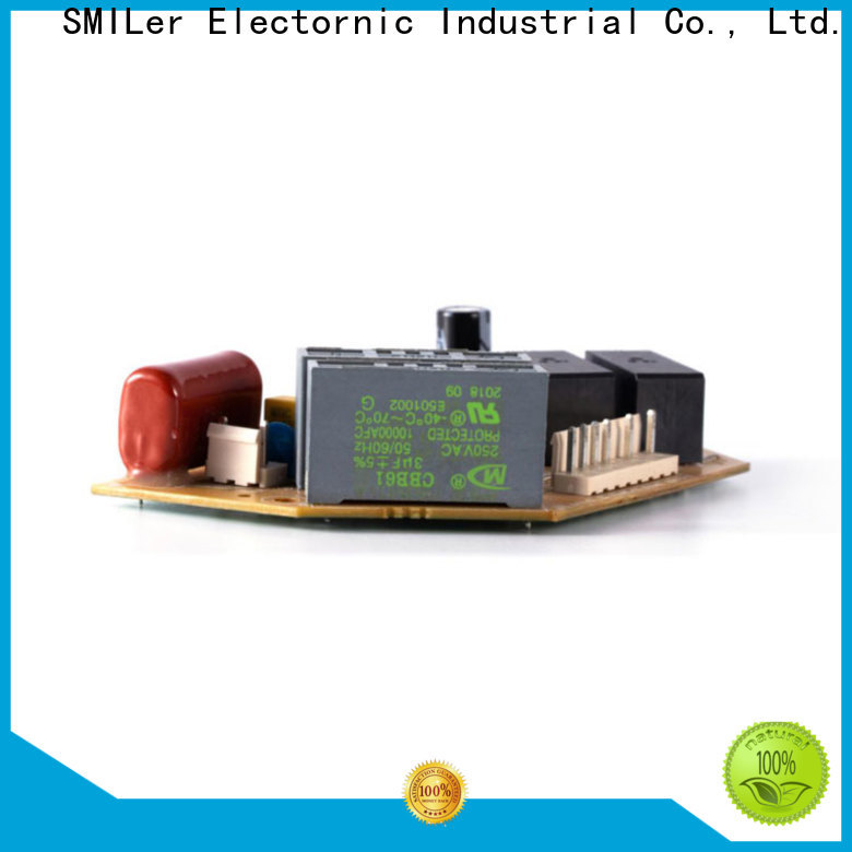 SMiLer High-quality air conditioner capacitor 440vac company for school