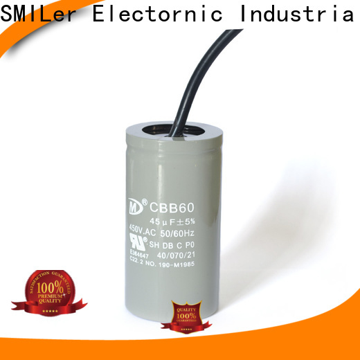 SMiLer Wholesale changing ac capacitor supply for replacement