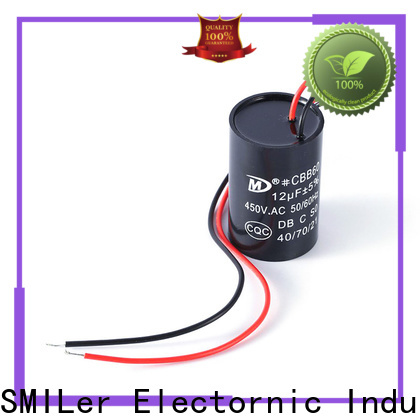 Best metallized polyester film capacitor manufacturers motor suppliers for air conditioner