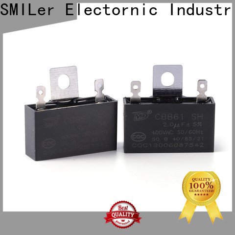 High-quality teapo capacitor supplier capacitor supply for ac unit