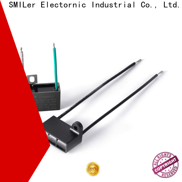 SMiLer High-quality dc link capacitor suppliers for furnace