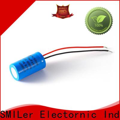 SMiLer Custom ceramic capacitor manufacturers supply for dual machine motor