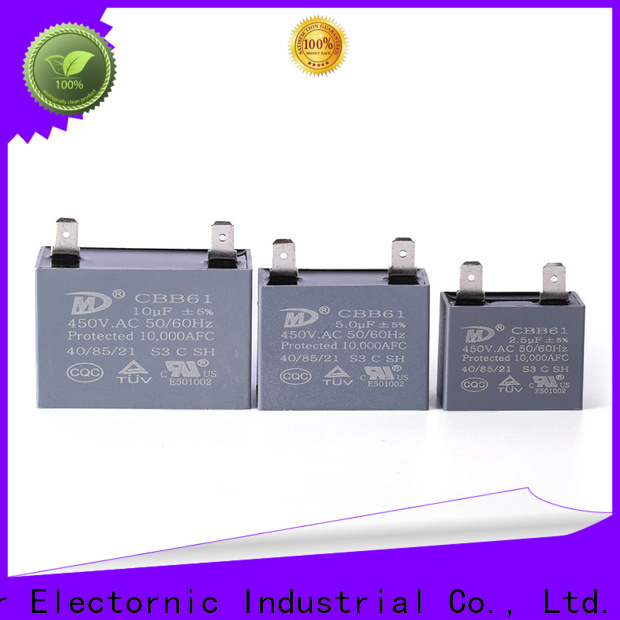 SMiLer Wholesale compressor start capacitor suppliers for rv air conditioner