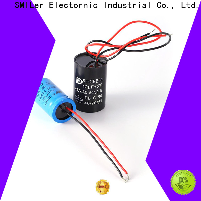 Top 240 volt motor capacitors start suppliers for electric car