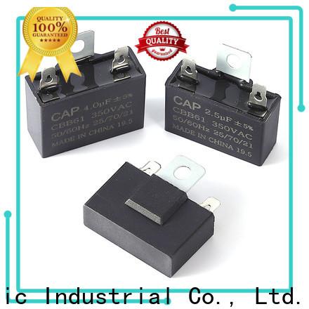 SMiLer run power factor capacitor manufacturers for electric car