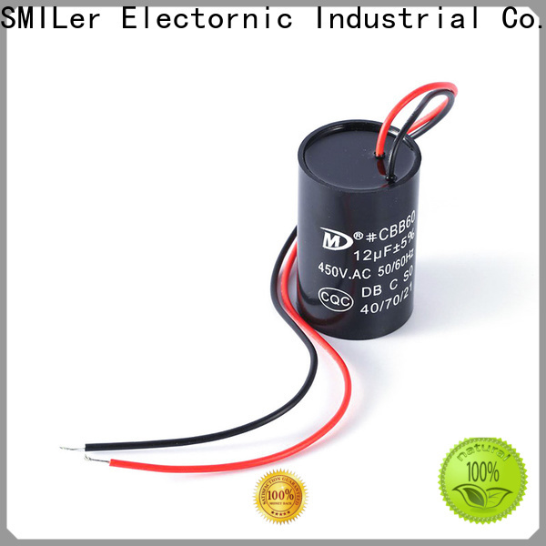 SMiLer running photo flash capacitor manufacturers for air conditioner