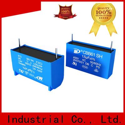 SMiLer Custom television capacitors manufacturers for motor
