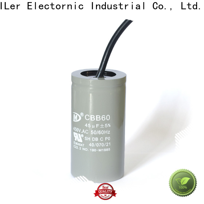 Wholesale capacitor values motor manufacturers for replacement