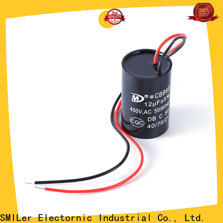 New safety capacitor motor for business for dual machine motor