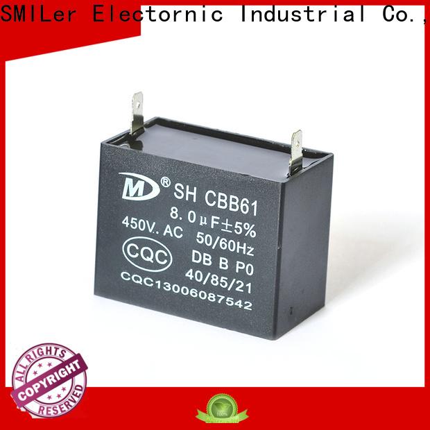 Custom tweeter capacitor juice factory for electric car