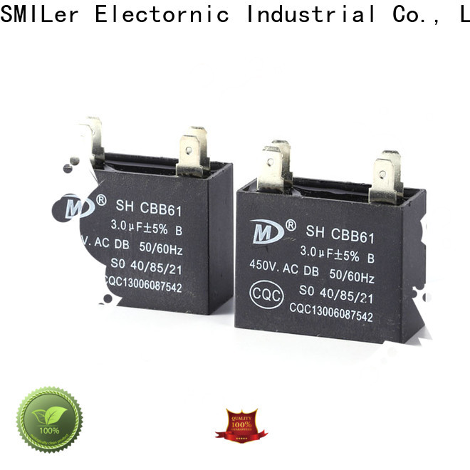 SMiLer Latest air conditioner outside unit capacitor for business for carrier