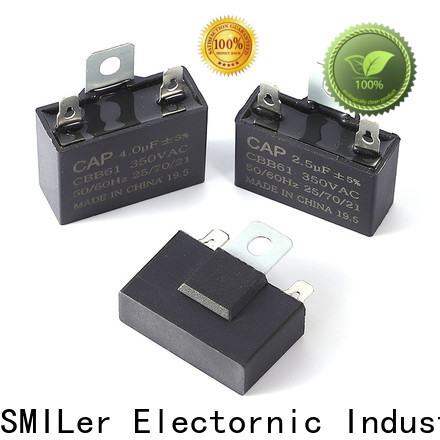 SMiLer Top audiophile capacitors for business for fan
