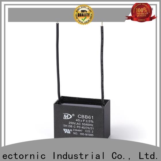 Custom ac start capacitor smoke manufacturers for ac unit