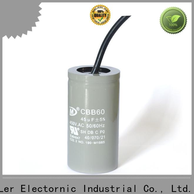 SMiLer capacitor air conditioner cap supply for industrial