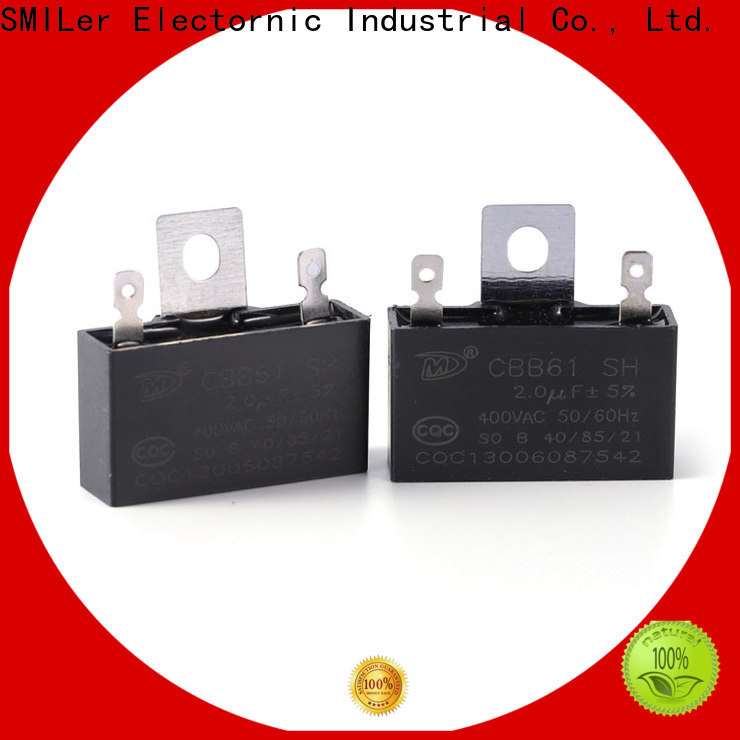 SMiLer exhaust capacitor types company for bike