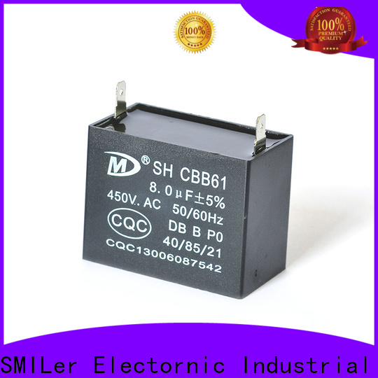 Custom capacitor 440v paper suppliers for fan