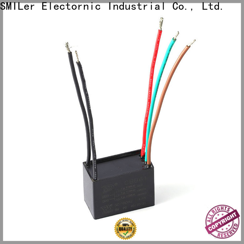 SMiLer electric capacitor circuit for business for ac unit